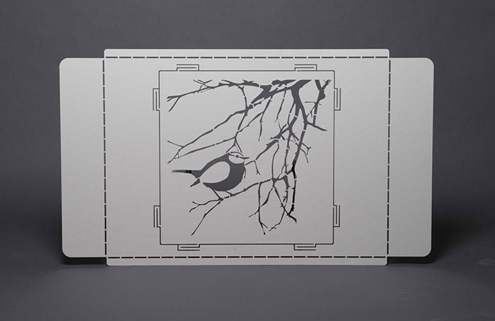 cache-clim-blanc-oiseau